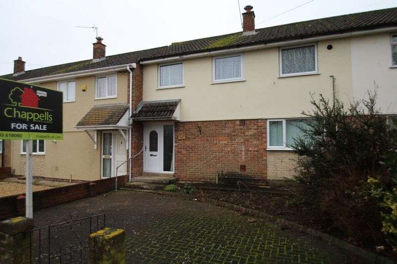 3 Bedrooms Terraced House for sale in Park North, Swindon