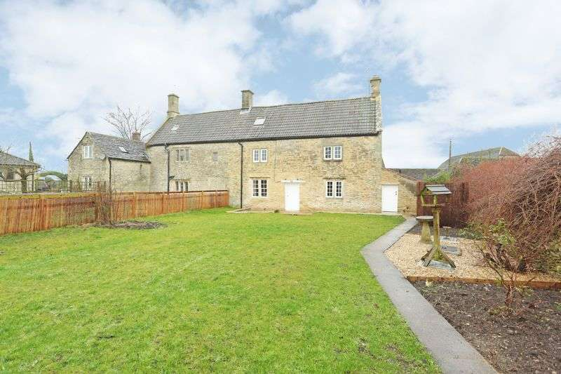 3 Bedrooms Semi Detached House for sale in Sevington, Grittleton, Wiltshire