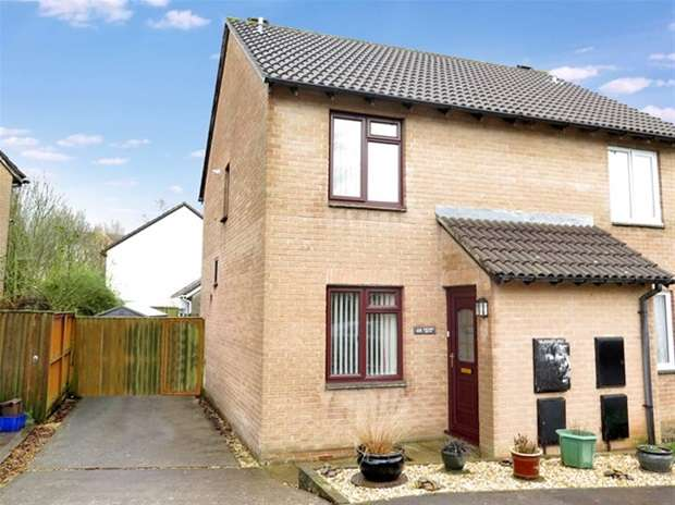 2 Bedrooms Semi Detached House for sale in Sheldon Drive, Wells