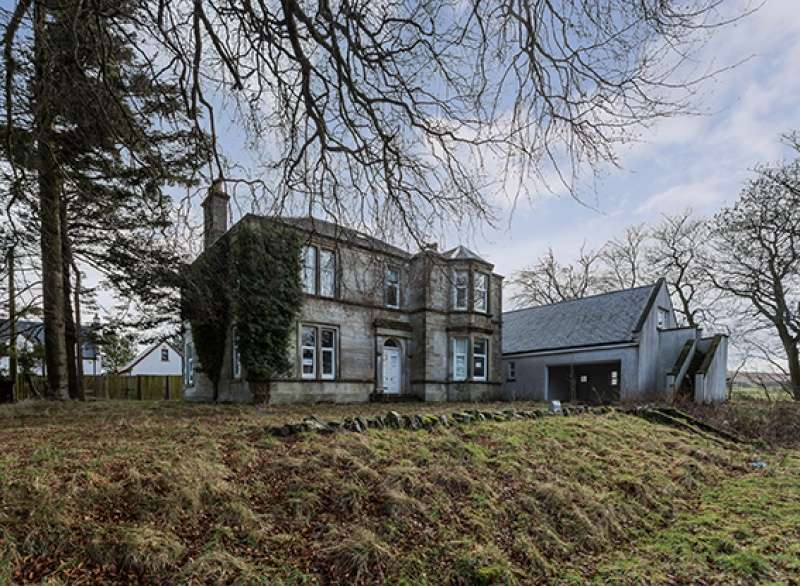 5 Bedrooms Detached Villa House for sale in Muirkirk Road, By Strathaven, South Lanarkshire, ML10 6RE