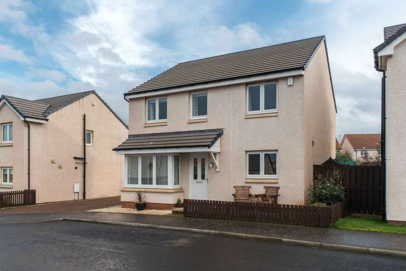 4 Bedrooms Detached Villa House for sale in Meikle Park Road, Dunbar, East Lothian, EH42 1XD