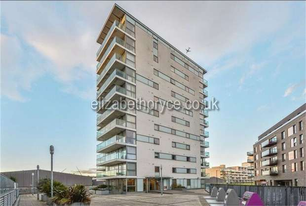 1 Bedroom Flat for sale in Abbotts Wharf, Stainsby Road, London