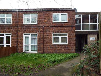 1 Bedroom Flat for sale in Galsworthy Court, Braunstone, Leicester, Leicestershire