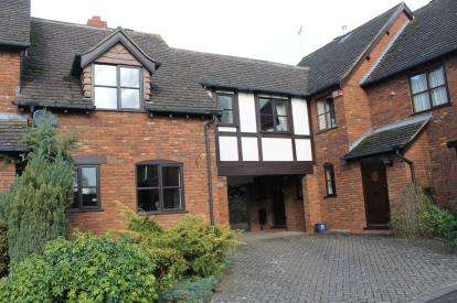3 Bedrooms End Of Terrace House for sale in Old Town Mews, Old Town, Stratford-Upon-Avon