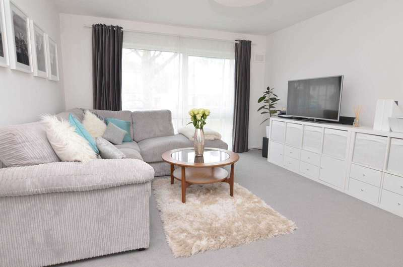 1 Bedroom Flat for sale in Longlands Road, Sidcup, DA15 7NA