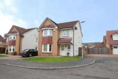 4 Bedrooms Detached House for sale in Torridon Drive, Renfrew
