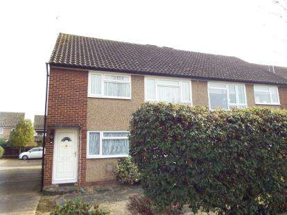 2 Bedrooms Maisonette Flat for sale in Upminster, Essex
