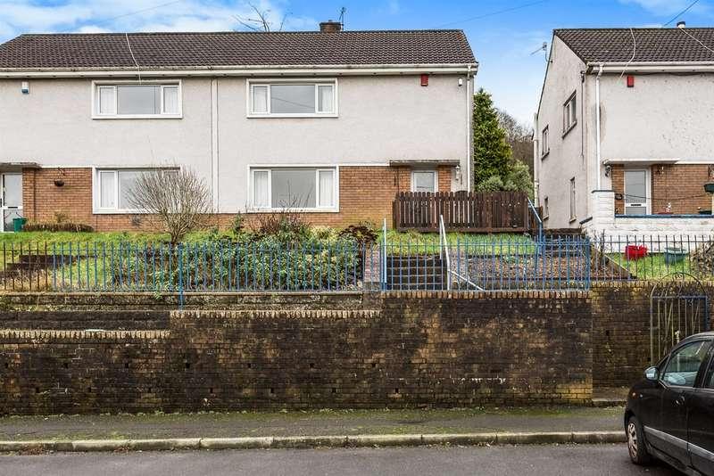 3 Bedrooms Semi Detached House for sale in Merthyr Road, Pontypridd