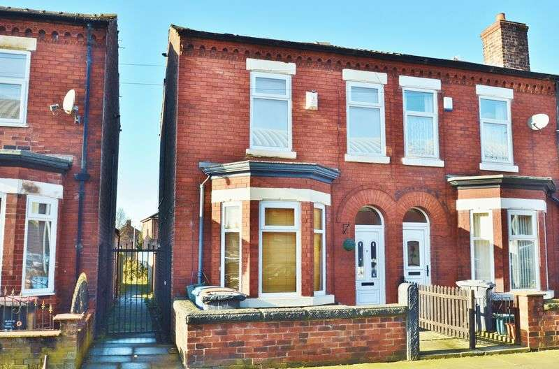 2 Bedrooms Terraced House for sale in Gorton Street, Eccles