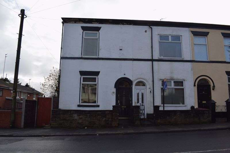 3 Bedrooms Terraced House for sale in Bury Old Road, Heywood
