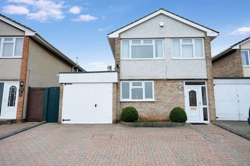 3 Bedrooms Detached House for sale in Coulsons Road, Bristol