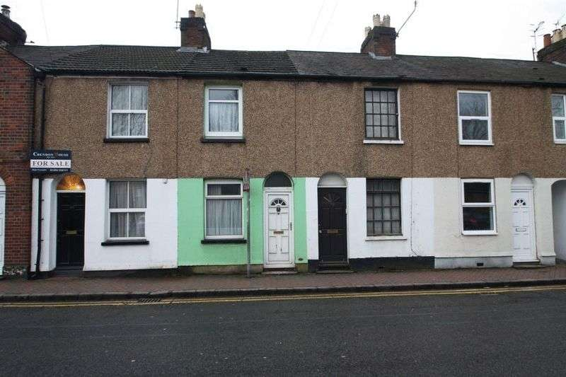 2 Bedrooms Terraced House for sale in Temple End, High Wycombe