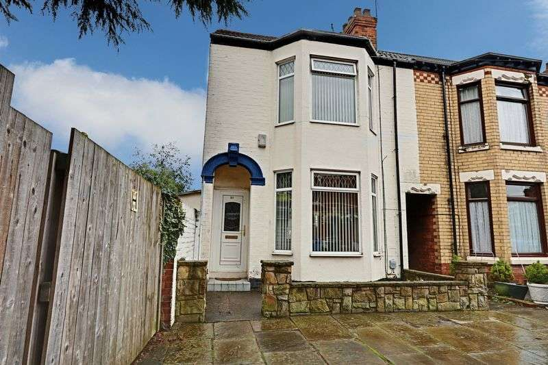 3 Bedrooms Terraced House for sale in Wordsworth Street, Hull