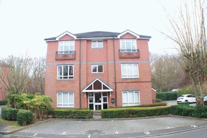2 Bedrooms Flat for sale in Angelica Way, Whiteley