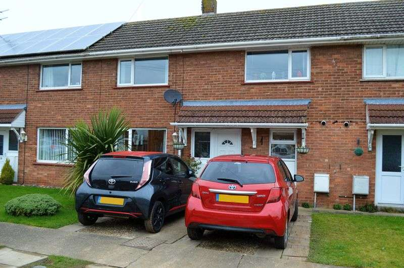 2 Bedrooms House for sale in Sussex Gardens, SCAMPTON