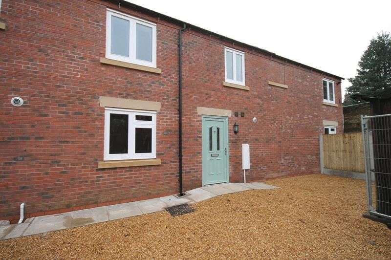 2 Bedrooms Terraced House for sale in Shropshire Street, Market Drayton