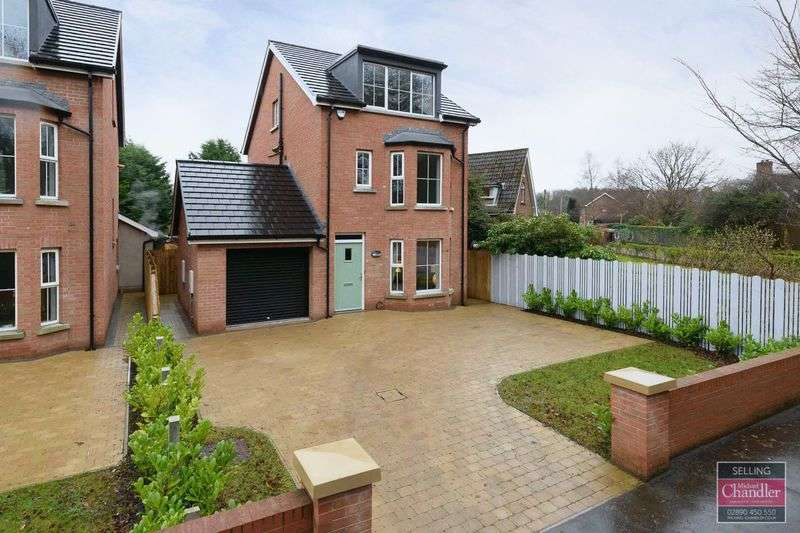 4 Bedrooms Detached House for sale in 73 Castlehill Road, Belfast BT4 3GQ
