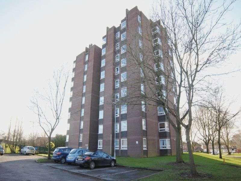 1 Bedroom Flat for sale in Ripon Road, Blurton, Stoke-On-Trent, ST3 3PB