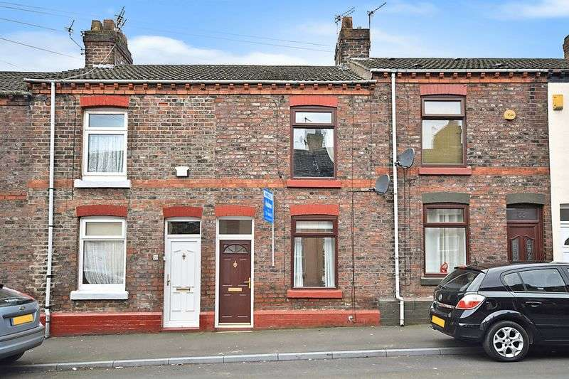 2 Bedrooms Terraced House for sale in Edwin Street, Widnes