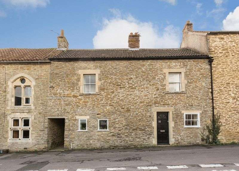 3 Bedrooms Terraced House for sale in New Buildings Lane, Frome