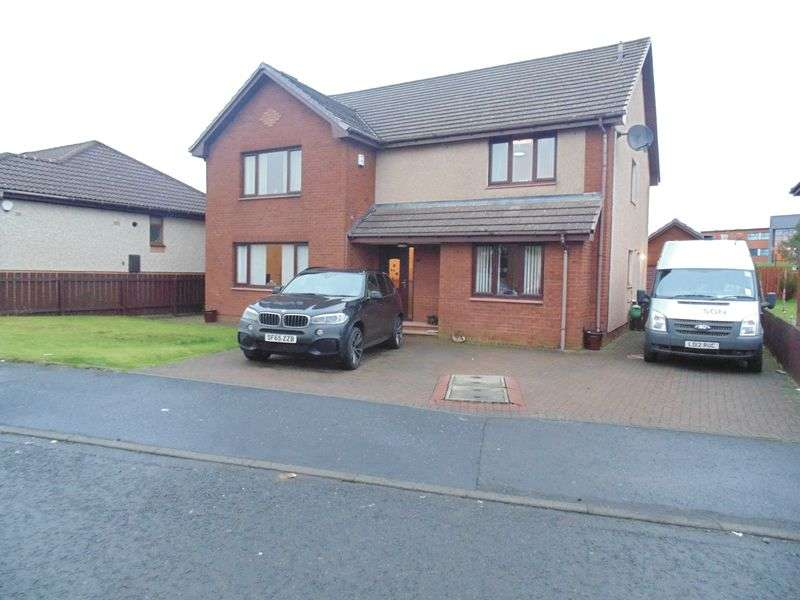 4 Bedrooms Detached House for sale in Regal Grove, Shotts