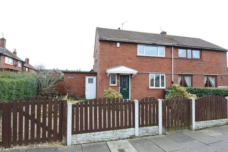 2 Bedrooms Semi Detached House for sale in Brantwood Avenue, Carlisle