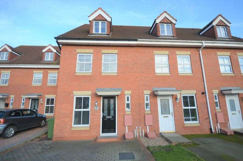 3 Bedrooms House for sale in 20 Swift Drive, Broughton, Brigg, DN20 9FL