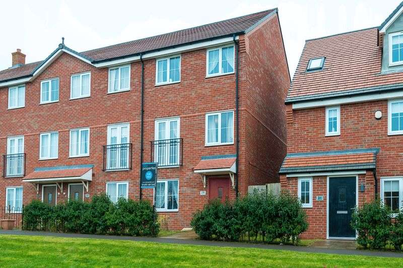 3 Bedrooms House for sale in Warpers Way, Ormskirk
