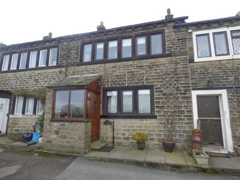 3 Bedrooms Property for sale in Bank End, Golcar, HUDDERSFIELD, West Yorkshire, HD7