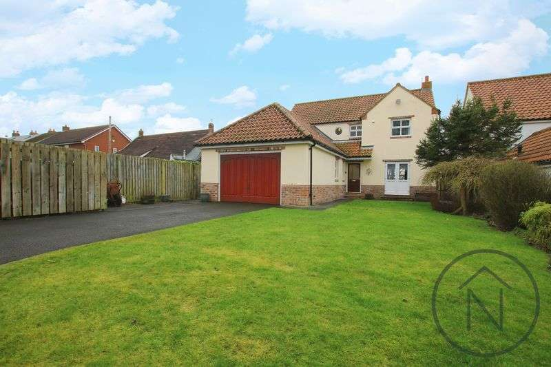 3 Bedrooms Detached House for sale in Low Green, Mordon, Sedgedfield