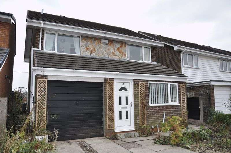 4 Bedrooms Detached House for sale in Daisy Hill Drive, Adlington