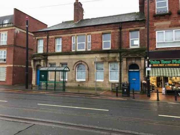 Property for sale in Lord Street Fleetwood