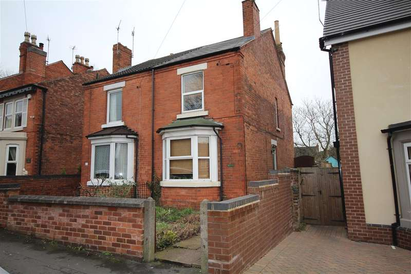 3 Bedrooms Semi Detached House for sale in Wilmot Street, Ilkeston