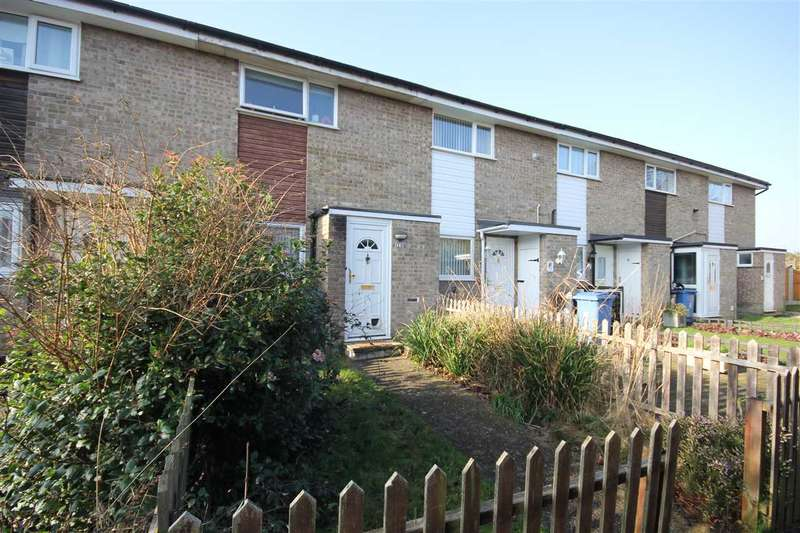 2 Bedrooms Terraced House for sale in Kempson Drive, Great Cornard
