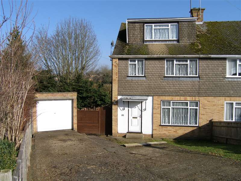 4 Bedrooms Semi Detached House for sale in Roberts Ride, Hazlemere, High Wycombe, Buckinghamshire, HP15