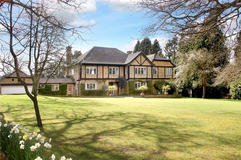6 Bedrooms Detached House for sale in The Drive, Tyrrells Wood, Leatherhead, Surrey, KT22