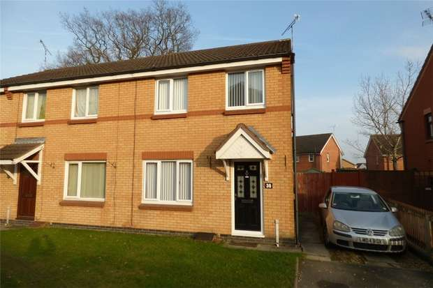 3 Bedrooms Semi Detached House for sale in Ladyfields Way, Coventry, West Midlands
