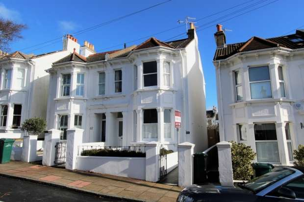 1 Bedroom Apartment Flat for sale in Waldegrave Road Brighton