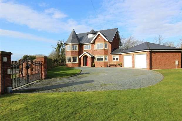 5 Bedrooms Detached House for sale in Carr End Lane, Stalmine, Poulton-le-Fylde, Lancashire
