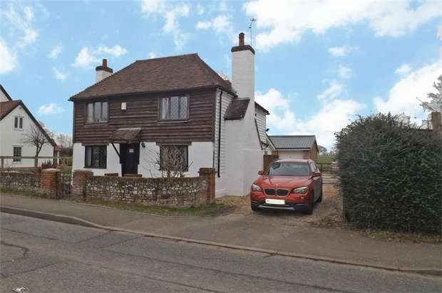 3 Bedrooms Detached House for sale in Mill Hill Ashford Road, Kingsnorth, Ashford, Kent