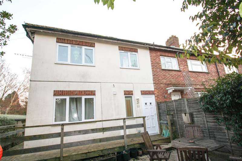 2 Bedrooms Maisonette Flat for sale in Blays Close, Englefield Green, Egham, Surrey, TW20