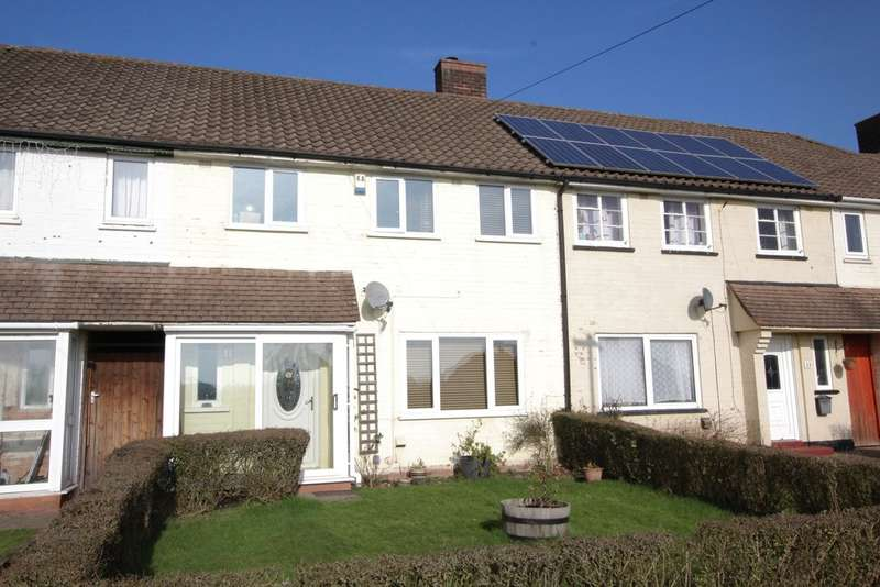 3 Bedrooms Terraced House for sale in Falcon Lodge Crescent, Sutton Coldfield. B75 7RD
