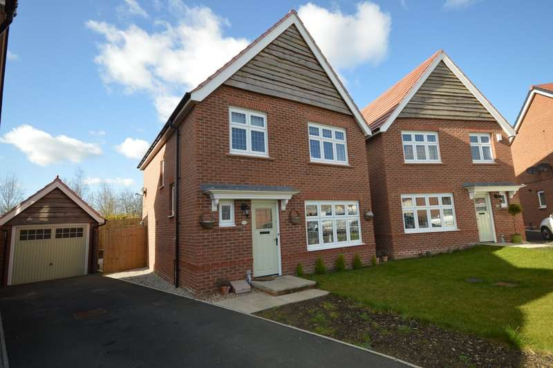 3 Bedrooms Detached House for sale in Westminster Gardens, Wrenthorpe, Wakefield