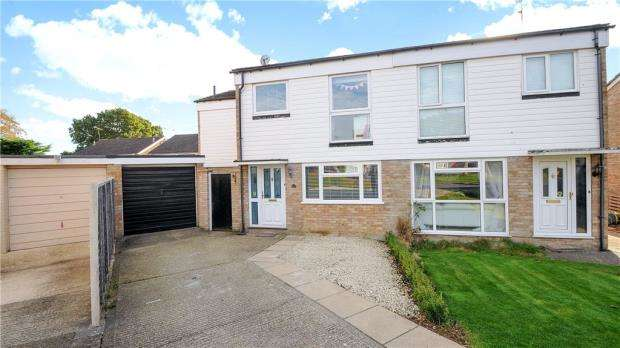 4 Bedrooms Semi Detached House for sale in Blackmoor Close, Ascot, Berkshire