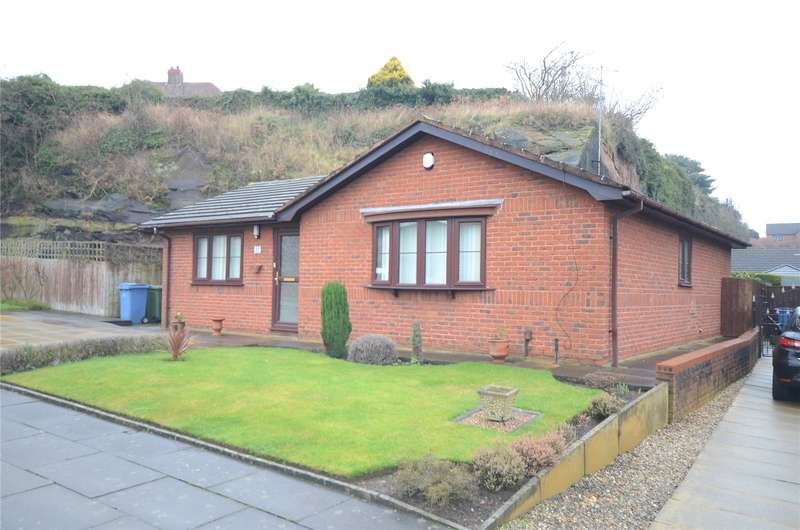 3 Bedrooms Detached Bungalow for sale in Tolpuddle Road, Woolton, Liverpool, L25