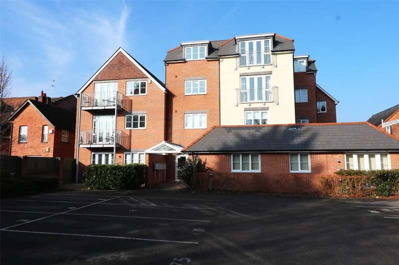 2 Bedrooms Apartment Flat for sale in Alpha House, Napier Road, Crowthorne, Berkshire, RG45
