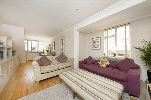 2 Bedrooms Semi Detached House for sale in Edward Road, Penge