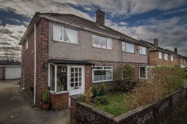 3 Bedrooms Semi Detached House for sale in Ullswater Road, Fulwood, Preston, PR2
