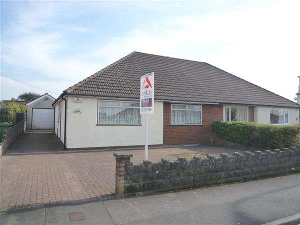 2 Bedrooms Bungalow for sale in Heol y Nant, Rhiwbina, Cardiff