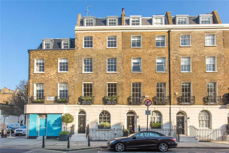 6 Bedrooms House for sale in Eaton Terrace, London, SW1W
